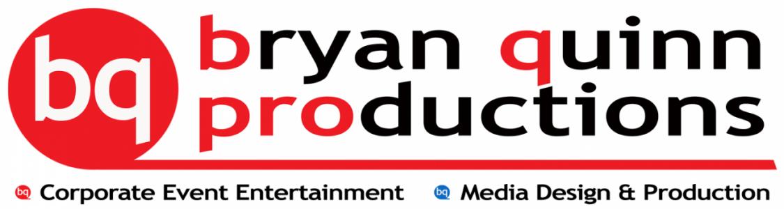Bryan Quinn Productions Retina Logo