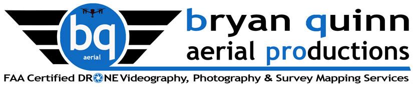 Bryan Quinn Aerial Productions logo
